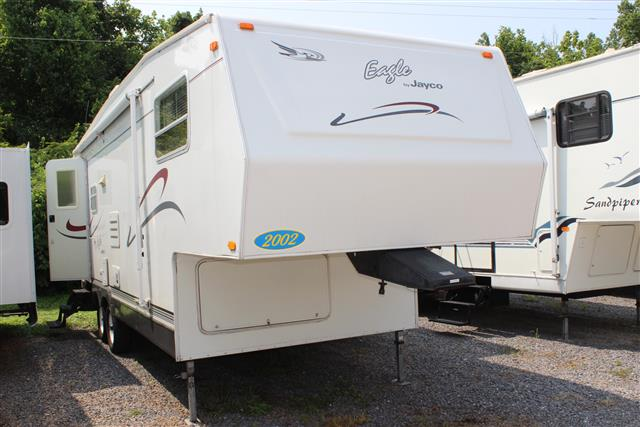 Brilliant 02eagle305bhs  2002 Jayco Eagle 305BHS For Sale In Clyde OH
