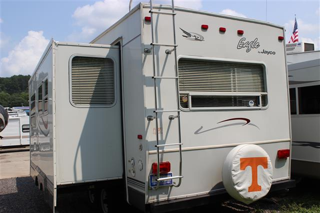 Lastest Used 2002 Jayco Eagle Fifth Wheel For Sale In Golden CO