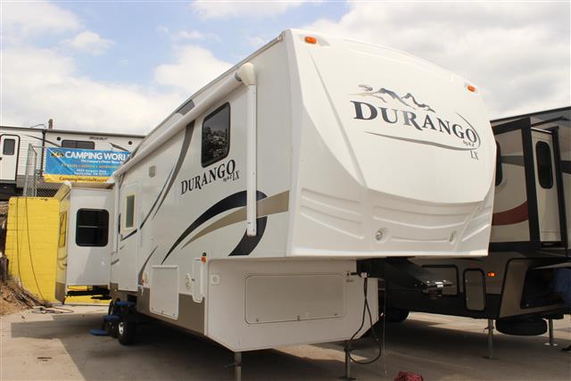 Used 2010 K-Z Durango 3354 Fifth Wheel For Sale