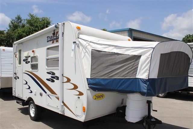 Used 2009 R-Vision Trail Lite 170T Travel Trailer For Sale
