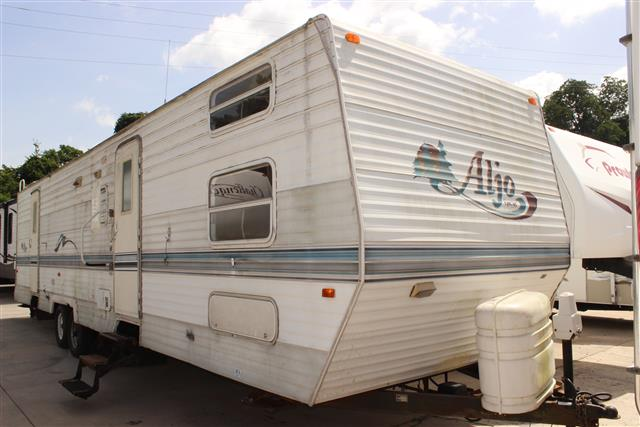 Used 2000 Skyline Aljo 35BH Travel Trailer For Sale