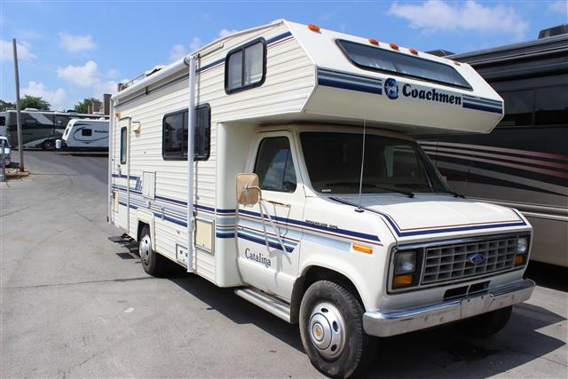 Used 1989 Coachmen Catalina 265WB Class C For Sale
