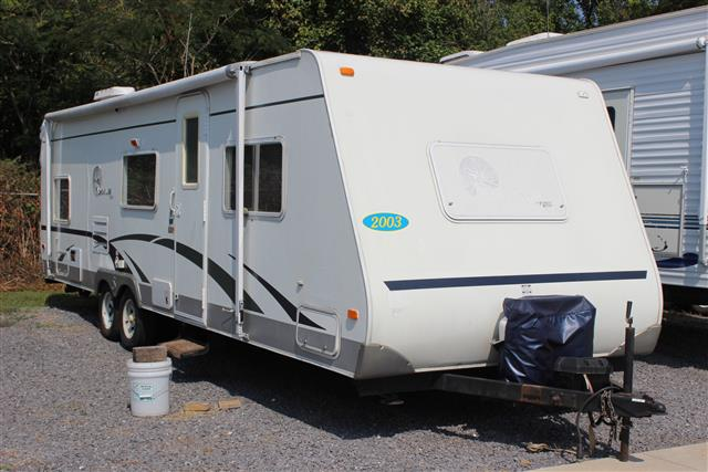 Used 2004 Forest River Surveyor SV291 Travel Trailer For Sale