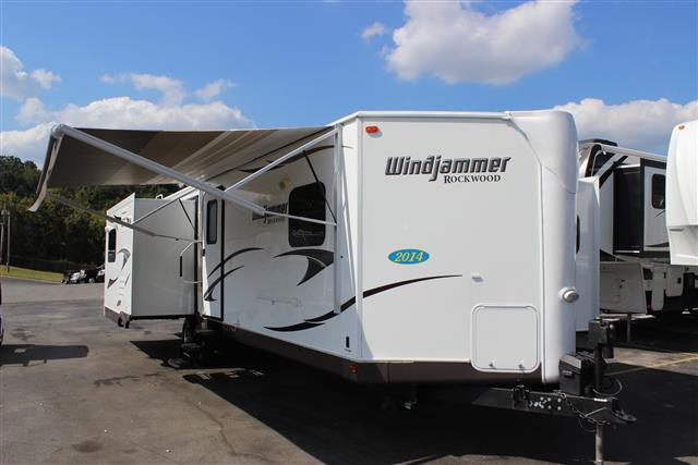 2014 Rockwood Rv Windjammer