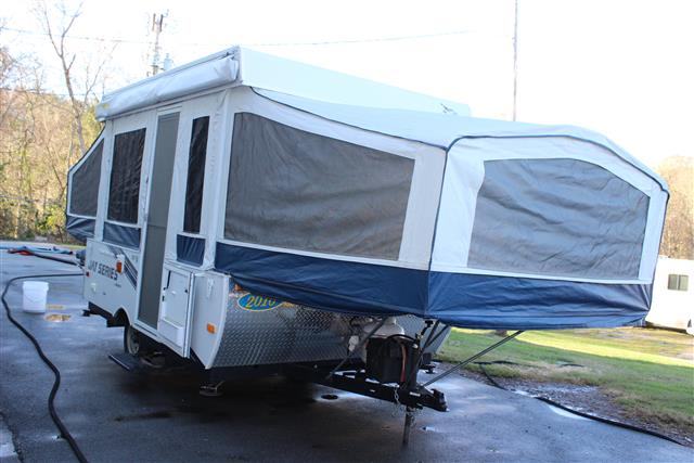 Used 2010 Jayco Jay Series 1007 Pop Up For Sale