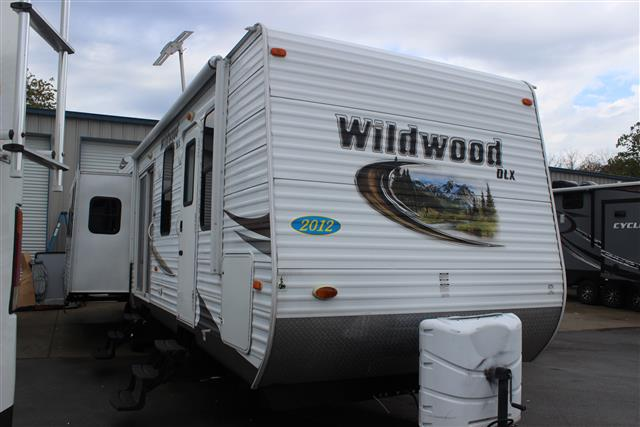 2012 Forest River WILDWOOD DLX