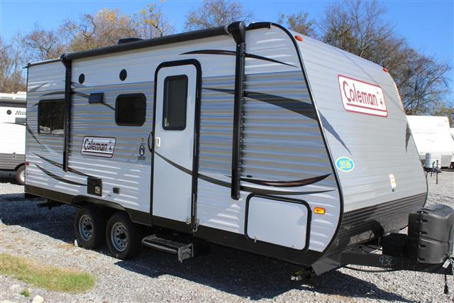 Used 2016 Dutchmen Coleman 192RD Travel Trailer For Sale