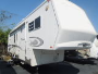 Used 2003 Coachmen SOMERSET DREAM CATCHER 299 RKS Fifth Wheel For Sale
