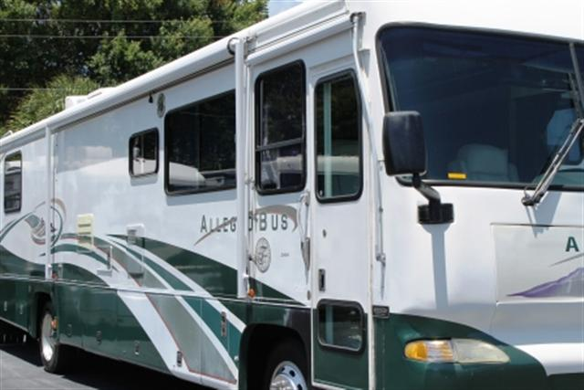 Buy a Used Tiffin Allegro Bus in Cocoa, FL.