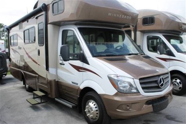 New 2015 Winnebago View 24J Class C For Sale