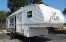 Used 2006 Palomino Puma 282RKSS Fifth Wheel For Sale