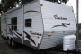 Used 2007 Coachmen Spirit Of America 24QB Travel Trailer For Sale