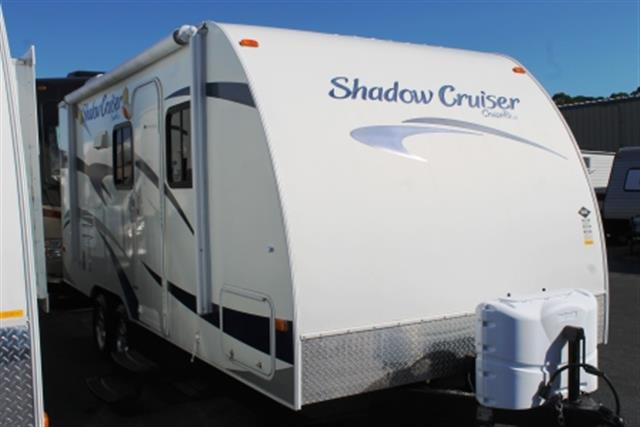 Used 2011 Shadow Cruiser Shadow Cruiser 195WSB Travel Trailer For Sale
