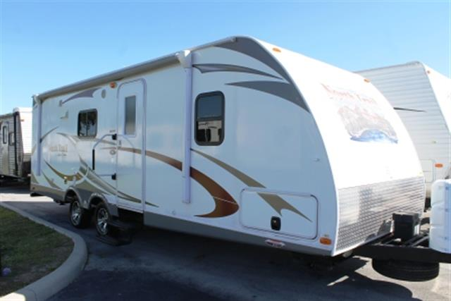 Used 2012 Heartland North Trail 22FBS Travel Trailer For Sale