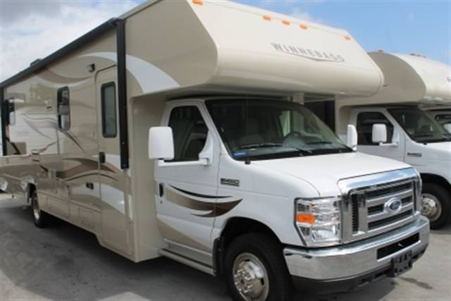 New 2015 Winnebago Minnie 31K Class C For Sale