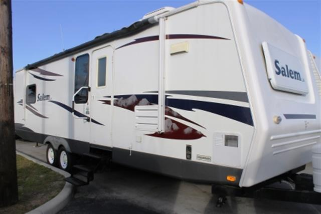 Used 2008 Forest River Salem 292FKDS Travel Trailer For Sale