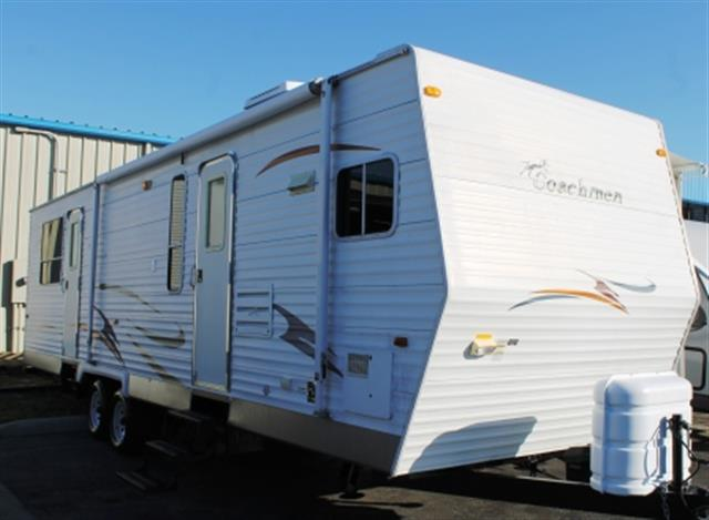 Used 2007 Coachmen Spirit Of America 32FKS Travel Trailer For Sale