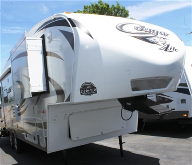 Used 2014 Keystone Cougar 26SAB Fifth Wheel For Sale