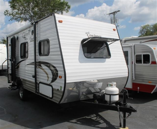 Used 2015 Coachmen Clipper 16FB Travel Trailer For Sale