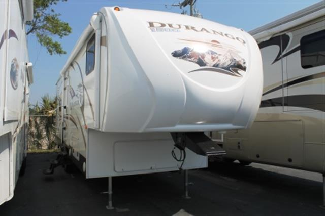 Used 2013 K-Z Durango 2857 Fifth Wheel For Sale