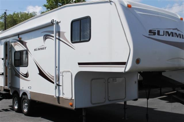 Used 2008 Thor Summit 245RKS Fifth Wheel For Sale