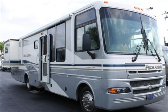 Used 2003 Fleetwood Pace Arrow 37A Class A - Gas For Sale