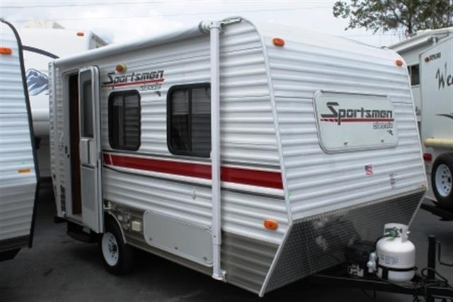 Used 2013 K-Z Sportsman 14RB Travel Trailer For Sale