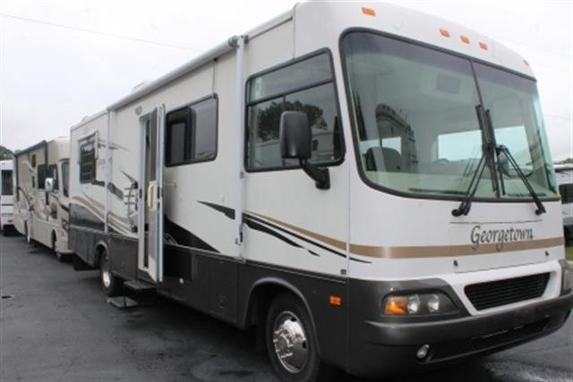 Used 2004 Forest River Georgetown 306S Class A - Gas For Sale