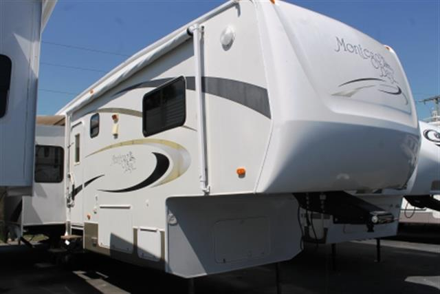 Used 2007 K-Z Montego Bay 34RLB3 Fifth Wheel For Sale