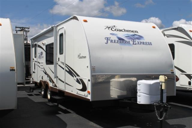 Used 2010 Forest River Coachmen 242RBS Travel Trailer For Sale