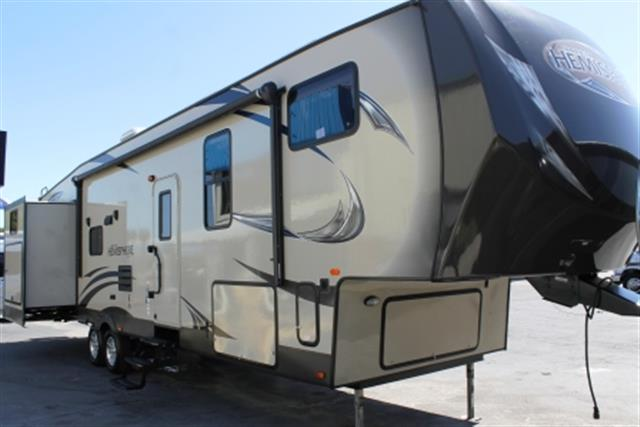 Used 2013 Forest River SALEM HEMISPHERE 356QBQ Fifth Wheel For Sale