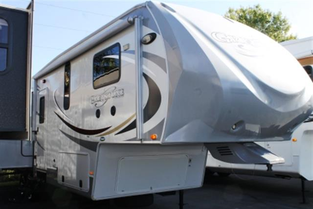Used 2011 Heartland GREYSTONE 32RE Fifth Wheel For Sale