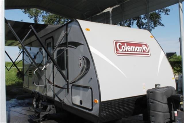 Used 2014 Coleman Coleman 194QB Travel Trailer For Sale