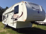 Used 2007 Coachmen Chaparral 328RLE Fifth Wheel For Sale