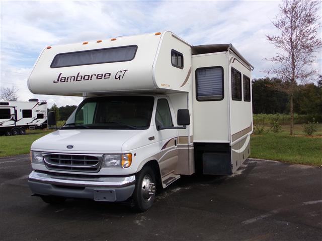 used2000 fleetwood jamboree class c for sale. Black Bedroom Furniture Sets. Home Design Ideas