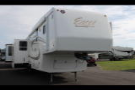 Used 2007 Peterson Excel 36TKE Fifth Wheel For Sale