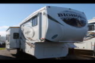 Used 2013 Heartland Bighorn 3185RL Fifth Wheel For Sale