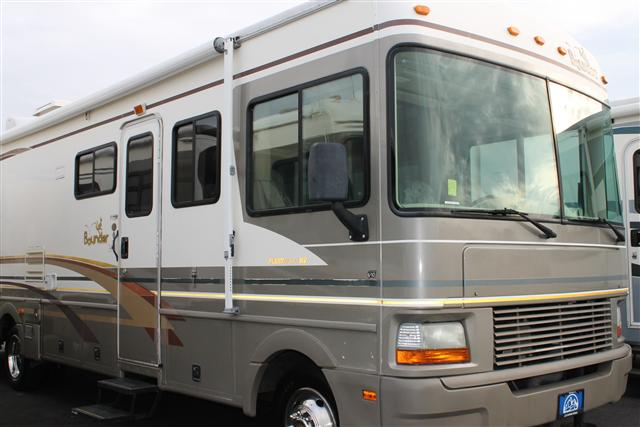 Buy a Used Fleetwood Bounder in Ocala, FL.