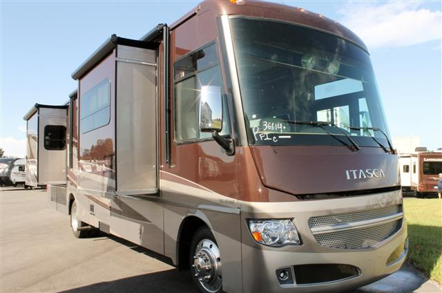 Buy a New Itasca Suncruiser in Summerfield, FL.