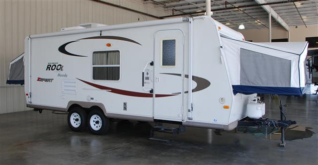 Buy a Used Forest River Rockwood Roo in Summerfield, FL.