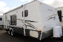 Used 2008 Starcraft St Series 2400QB Travel Trailer For Sale