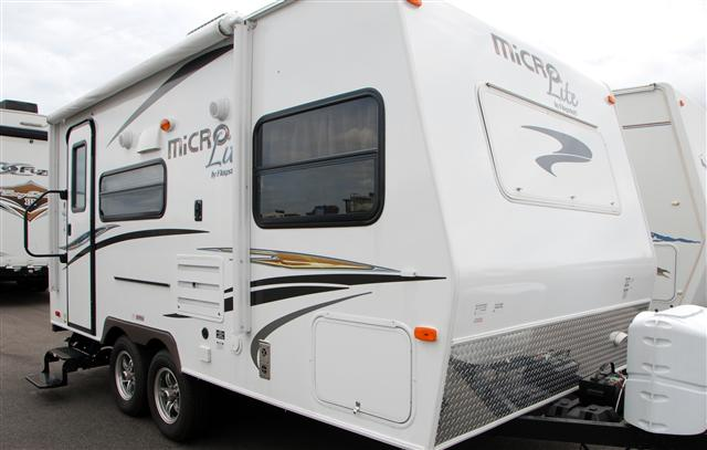 Used 2014 Flagstaff Microlite 180 FBS Travel Trailer For Sale