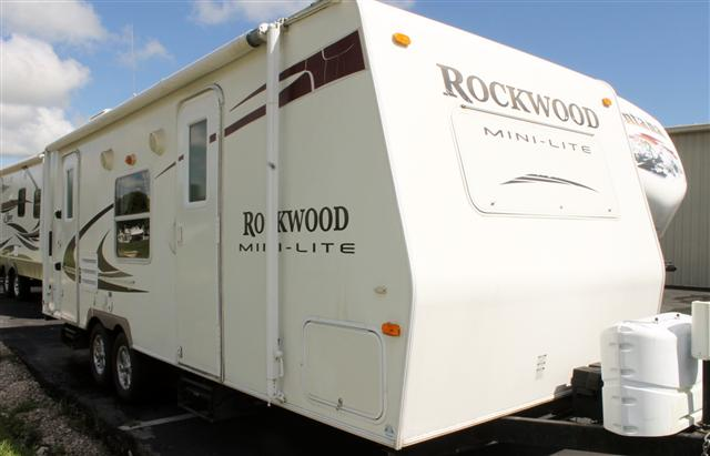 2010 Forest River Rockwood