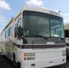 Used 2001 Fleetwood Discovery 38D Class A - Diesel For Sale