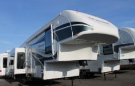 Used 2007 Glendale Titanium 34E Fifth Wheel For Sale
