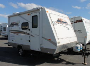 Used 2011 Crossroads SUNSET TRAIL ULTRA LITE M-17CK Travel Trailer For Sale