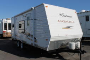 Used 2010 Forest River Catalina 21BH Travel Trailer For Sale