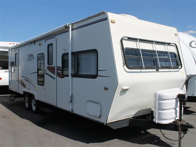 Used 1999 Thor Tahoe 25FK Travel Trailer For Sale