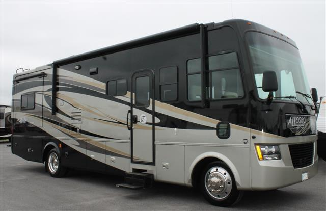 Used 2011 Tiffin Allegro 32CA Class A - Gas For Sale