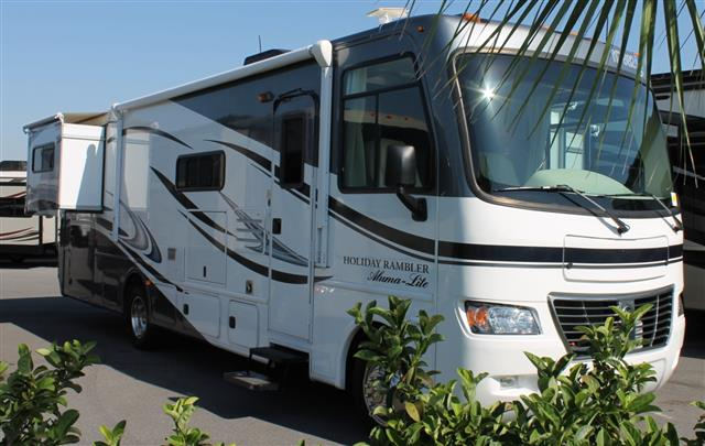 2012 Holiday Rambler Aluma Lite